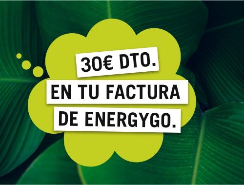 EnergyGO - ¿Cómo funciona el descuento?